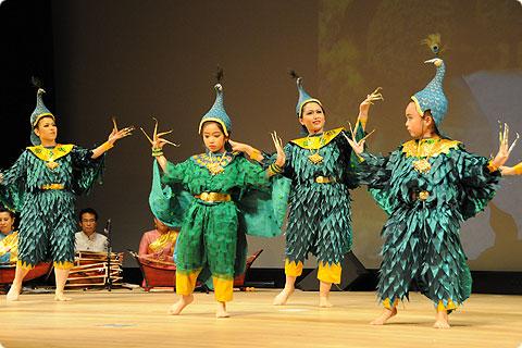 タイ舞踏教室