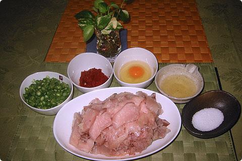 タイ料理レシピで覚えるタイ語
